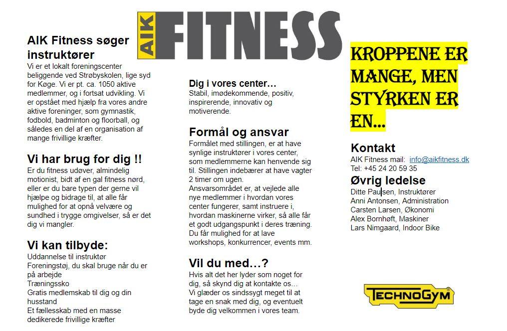 fitnessinstruktør_beskrivelse
